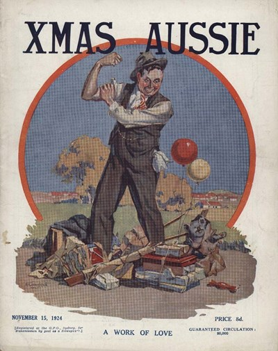 Aussie the Cheerful Monthly (Aussie, 1920 series) #69 (15 November 1924)