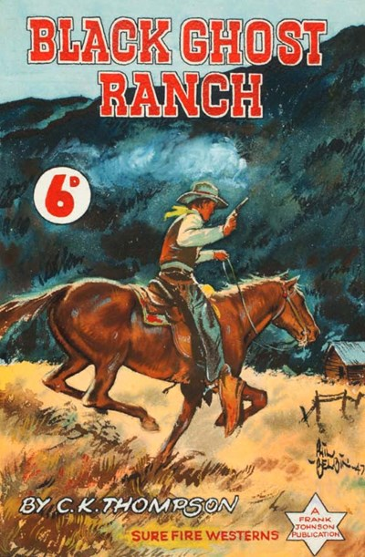 Black Ghost Ranch (Frank Johnson, 1948)  (1948)