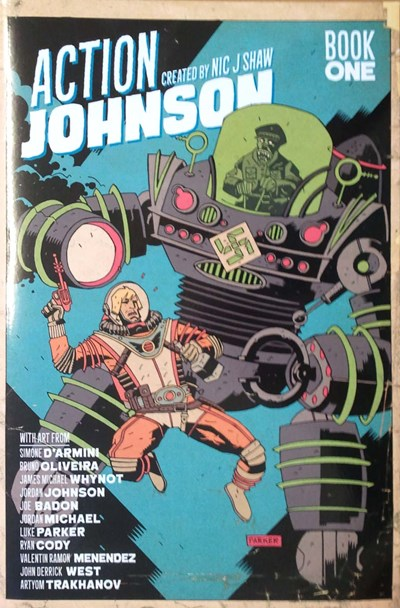Action Johnson (Unknown, 2014? series) #1 ([2014?])