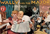 Wally and the Major [Advertiser] (Herald and Weekly Times, 1942 series) #9 ([December 1950])