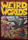 Weird Worlds (Steve Carter's Comic Nasties, 2017)  (26 January 2017)