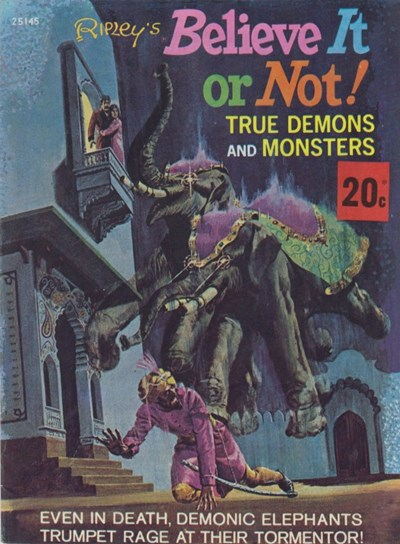 Ripley's Believe It or Not! True Demons and Monsters (Magman, 1975) #25145 ([1975])