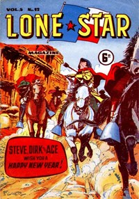 Lone Star (Atlas Publishing, 1956 series) v5#12
