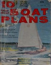 10 Easy Built Boat Plans (KG Murray, 1960? series) #6 ([1963?])