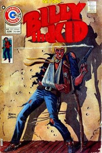 Billy the Kid (Charlton, 1957 series) #113 — Untitled