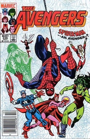 The Avengers (Marvel, 1963 series) #236 (October 1983)