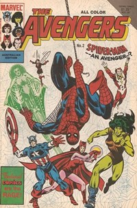 The Avengers (Federal, 1984 series) #2 ([December 1985?])
