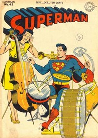 Superman (DC, 1939 series) #42 (September-October 1946)