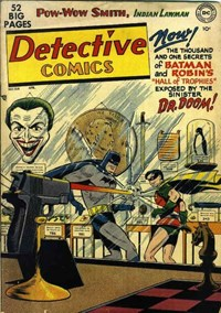 Detective Comics (DC, 1937 series) #158 (April 1950)