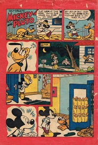 Walt Disney's Mickey Mouse [MM series] (WG Publications, 1953 series) #M.M.7 — Untitled (page 1)