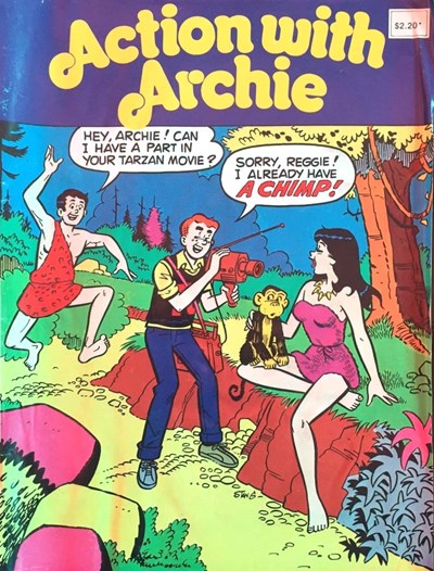 Action With Archie (Yaffa Publishing, 1991)  (1991)