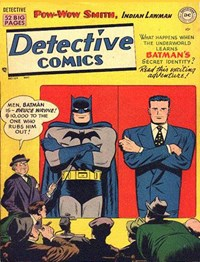 Detective Comics (DC, 1937 series) #159 (May 1950)