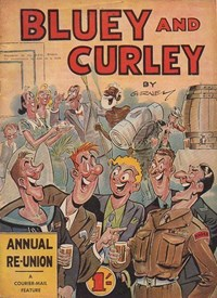 Bluey and Curley Annual (Herald, 1946? series) #1951 ([1951?]) —Annual Re-Union