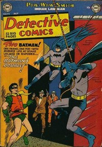 Detective Comics (DC, 1937 series) #173 (July 1951)