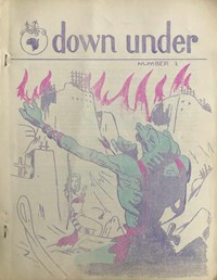 Down Under (John T. Ryan, 1964? series) #1 — No title recorded (Cover)