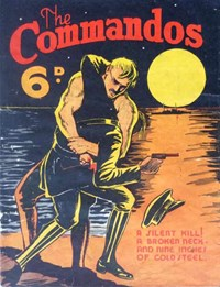 The Commandos (NSW Bookstall, 1942?)
