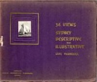 36 Views (NSW Bookstall, 1904? series)  ([1904?]) —Sydney Descriptive and Illustrative with Panorama