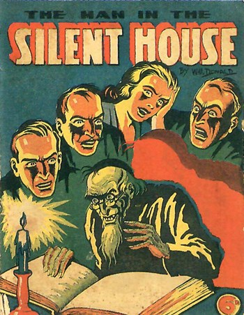 The Man in the Silent House