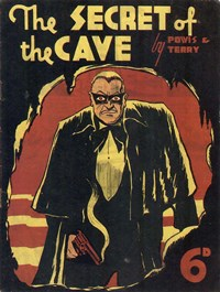 The Secret of the Cave (NSW Bookstall, 1945?)