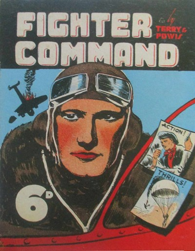 Fighter Command (NSW Bookstall, 1944?)  ([1944?])