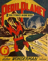 Peril Planet (NSW Bookstall, 1943?)
