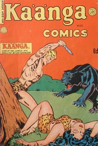Kaänga Comics (HJ Edwards, 1950 series) #25 — Untitled