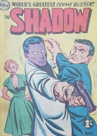 The Shadow (Frew, 1954 series) #65
