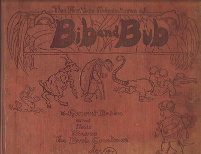 The Further Adventures of Bib and Bub (Cornstalk, 1927)  ([September 1927]) —The Gumnut Babies and Their Friends the Bush Creatures