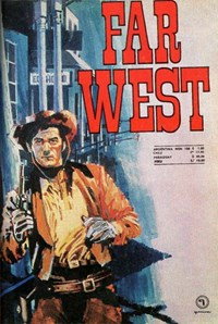 Far West (Quimantù, 1972 series) #148 — No title recorded