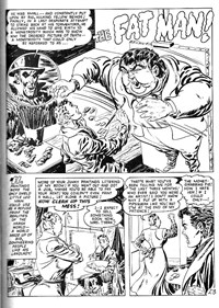 Doomsday (KG Murray, 1973 series) #13 — The Fat Man! (page 1)