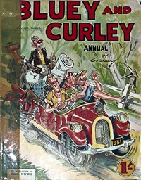 Bluey and Curley Annual (Herald, 1946? series) #1951 — No title recorded