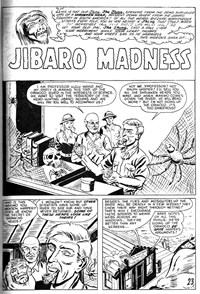 Doomsday (KG Murray, 1973 series) #20 — Jibaro Madness (page 1)