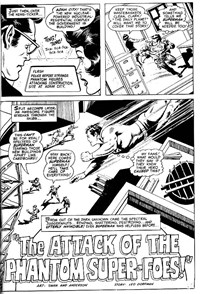 Superman Supacomic (KG Murray, 1974 series) #175 — The Attack of the Phantom Super-Foes (page 3)