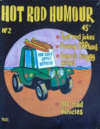 Hot Rod Humour (Yaffa/Page, 1975? series) #2 — Untitled (Cover)