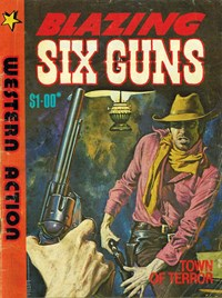 Blazing Six Guns (Gredown/Boraig, 1983? series)