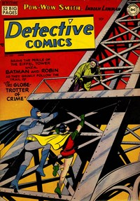 Detective Comics (DC, 1937 series) #160 (June 1950)
