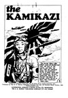 Authentic War Stories (KG Murray, 1974? series) #3 — The Kamikazi (page 1)