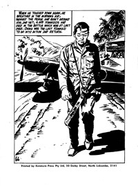 Authentic War Stories (KG Murray, 1974? series) #3 — The Kamikazi (page 62)