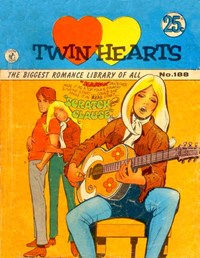 Twin Hearts (KG Murray, 1974 series) #188 — Scratch and Clause