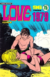 Planet Series 2 (Murray, 1979 series) #5 ([August 1979?]) —Love 1979