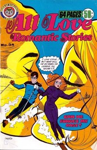 All Love Romantic Stories (Murray, 1978 series) #34 ([September 1979?])