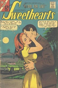 Sweethearts (Charlton, 1954 series) #94 — A Fool for Love