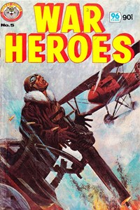 War Heroes (Murray, 1980 series) #5