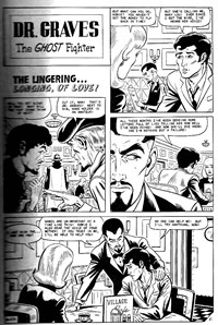 Planet Series 3 (Murray, 1980 series) #8 — The Lingering… Longing, of Love! (page 1)