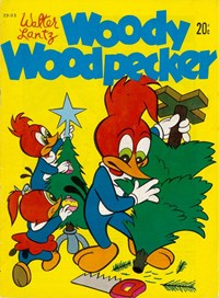 Walter Lantz Woody Woodpecker (Magman, 1975?) #25153 ([September 1975])