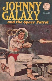 Johnny Galaxy and the Space Patrol (Sport Magazine, 1968 series) #2