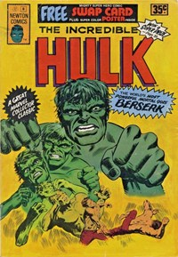 The Incredible Hulk (Newton, 1974 series) #8