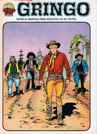 Gringo (IMDE, 1970 series) #19 (January 1972)