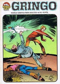 Gringo (IMDE, 1970 series) #15 (September 1971)
