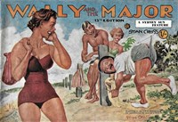 Wally and the Major [Sun] (Herald and Weekly Times, 1942? series) #13 ([1954])